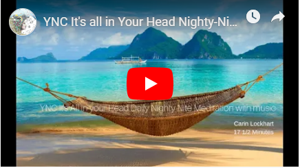 It All In Your Head Nighty Nite with Music Meditation Image