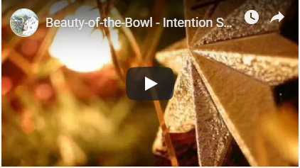 Beauty of the bowl intention-setting meditation image