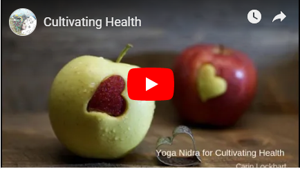 cultivating health meditation image
