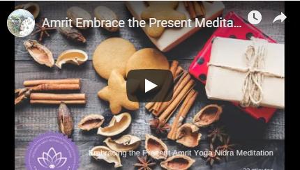 Embrace the Present Moment meditation image