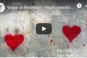 Heart Intention Meditation