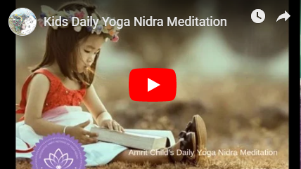Kids daily Meditation image