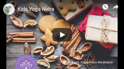 kids yoga meditation image