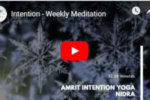 Set Your Own Intention – Long
