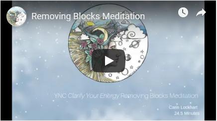 removing Blocks Meditation image