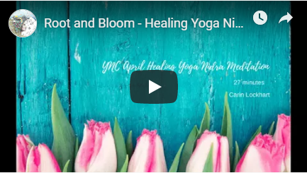 Root and Bloom Healing Meditation image