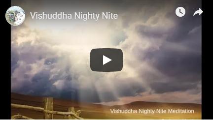 Vishuddha meditation image