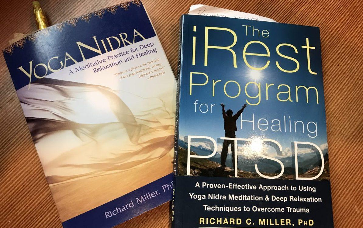 iRest books b Richard Miller